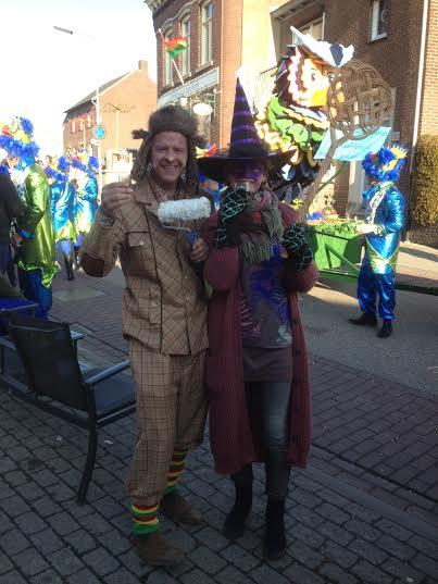 carnavalmet jeannette