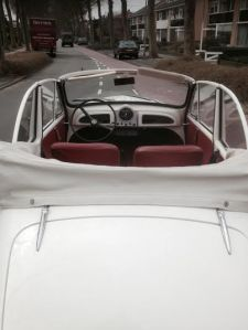 auto binnenzijde