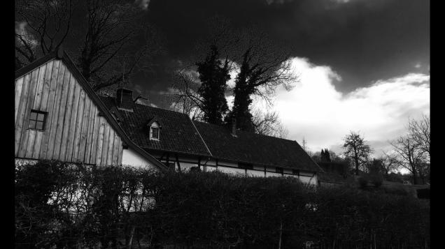 zwartwit fotos landschappen 015