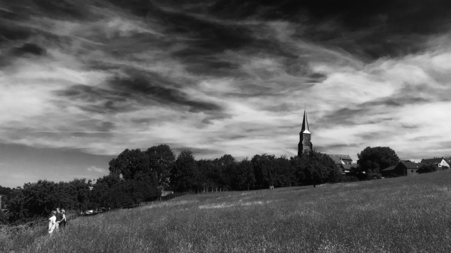 zwartwit fotos landschappen 016